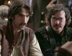 'Las aventuras del capitán Alatriste' se despide con una media floja de 7,2% de share