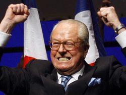 """Jean Marie Le Pen reafirma sus declaraciones sobre las cámaras de gas en televisión: """"Son un detalle de la historia"""""""