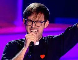 La prensa británica se hace eco de la participación del Padre Damián en 'La Voz 3'