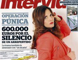 Esther Bueno, la exconcursante que Coman rechazó en 'Adán y Eva', desnuda en la portada de Interviú
