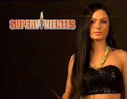 Arantxa Bustos, nueva concursante de 'Supervivientes 2015'
