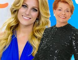 Lys Assia, ganadora del primer Festival de Eurovisión, coloca la canción de Edurne entre sus favoritas de esta edición
