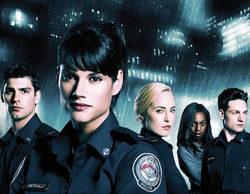 El estreno de la tercera temporada de 'Rookie Blue' (2,5%) en Divinity, entre lo más visto del día