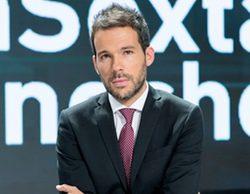 """Javier Gómez abandona 'laSexta deportes': """"Dejo la televisión. Comienza otra etapa con un proyecto magnífico y muy diferente"""""""