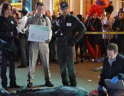 Cuatro estrena la temporada 14 de 'CSI: Las Vegas' el 13 de abril