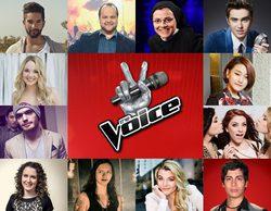 """Día Mundial de la Voz: 12 espectaculares """"monstruos"""" que han ganado 'The Voice' por el mundo"""