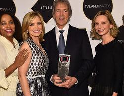 El reparto de 'Ally McBeal' se reencuentra 13 años después del final de la serie