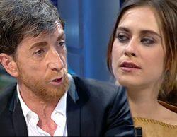 """La confusión de Pablo Motos con """"Ocho apellidos vascos"""" y 'Allí abajo': """"Es de los mismos productores"""""""