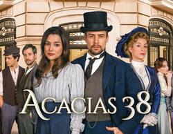 Así es 'Acacias 38': localizaciones externas, un trepidante guion y una deliciosa Sheyla Fariña