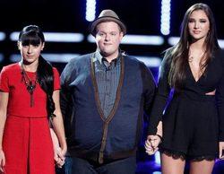'The Voice' marca mínimo de temporada, aunque supera los 10 millones de espectadores en NBC