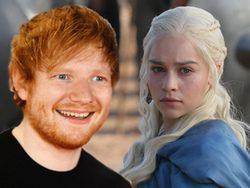 Ed Sheeran negocia con HBO su aparición en 'Juego de Tronos'