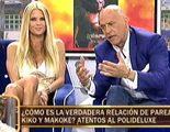 'José Mota presenta...' (12,7%) cae ligeramente frente a la fortaleza de un 'Sálvame deluxe' (17,2%) también a la baja