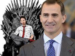 Pablo Iglesias explica por qué regaló 'Juego de Tronos' al Rey Felipe