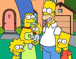'Los Simpson' suben y destacan en el access prime time de Neox convirtiéndose en lo segundo más visto del día en TDT
