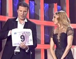 José Luis Moreno costea la intervención del gato enfermo de un espectador en 'La alfombra roja Palace'
