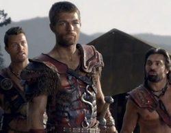 Cuatro estrena mañana la tercera y última temporada de 'Spartacus' en el late night