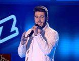 """El representante de España en 'Eurovisión Junior 2005' entra en 'La Voz' en las últimas """"Audiciones a ciegas"""""""