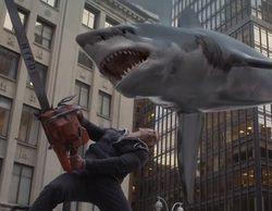 SyFy anuncia las fechas de estreno de 'Sharknado 3', 'Defiance' y 'Dominion' en Estados Unidos