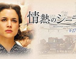 'El tiempo entre costuras' se emitirá en junio en la televisión pública japonesa