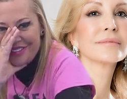 """Tras Belén Esteban ('GH VIP'), Carmen Lomana ('Supervivientes') se convierte en la nueva """"tramposa del pueblo"""""""