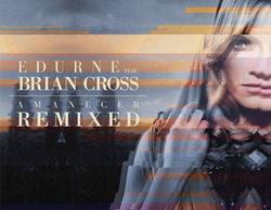 """Edurne lanza el remix de """"Amanecer"""" por Brian Cross"""