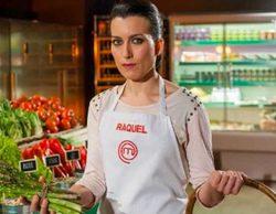 Raquel, tercera concursante en abandonar las cocinas de 'MasterChef 3'