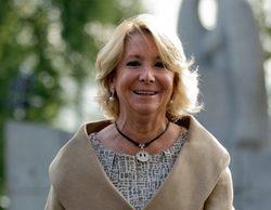 Esperanza Aguirre visitará en 'El Hormiguero' el lunes 4 de mayo