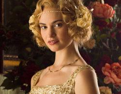 "Lily James ('Downton Abbey') protagonizará la miniserie de ""Guerra y paz"" que coproduce BBC, Lifetime, A&E y History"