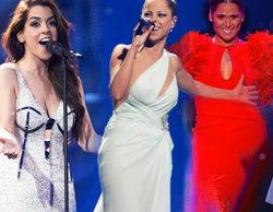 Ruth Lorenzo, Rosa López, Daniel Diges y Pastora Soler, parte del jurado profesional de Eurovisión 2015
