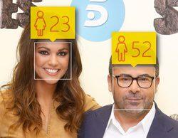 Sometemos a 18 televisivos al robot de la edad, ¿cuántos años aparentan?