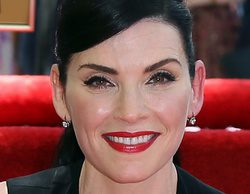 Julianna Margulies recibe su estrella en el Paseo de la Fama de Hollywood