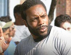 Chad L. Coleman ('The Walking Dead' y 'The Wire') se vuelve loco en el metro de Nueva York
