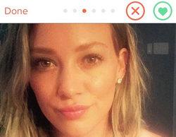 Hilary Duff busca el amor en Tinder para su nuevo reality