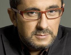 """Buenafuente se despide de Jesús Hermida: """"Vino para modernizar la tele, para quitarle la caspa"""""""