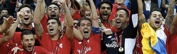 El Sevilla FC gana la Europa League y reporta a Cuatro una audiencia impresionante: 4,9 millones (29,7%)