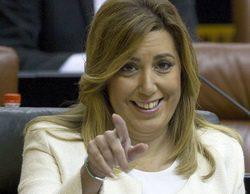 Susana Díaz, seguidora de 'Supervivientes' y defensora de Carmen Gahona