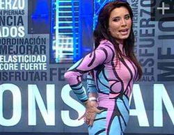 Pilar Rubio luce orgullosa su nuevo embarazo en 'El hormiguero'