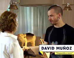 David Muñoz, chef y novio de Cristina Pedroche, al rescate de 'Al punto' tras los pésimos datos de audiencia