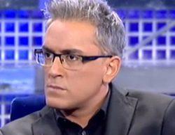 El primer polígrafo a Kiko Hernández da alas a 'Sálvame deluxe' que roza el 20% y José Mota se mantiene en un 12,7%