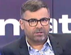 """Jorge Javier Vázquez: """"Estoy hasta el moño de 'Juego de Tronos' por culpa de Pablo Iglesias"""""""