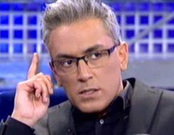 Kiko Hernández tuvo un sueño erótico con Jorge Javier Vázquez y algunos más con María Patiño