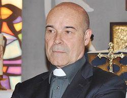 """Antonio Resines, molesto con Telecinco por el parón de 'Aquí Paz y después Gloria': """"Me voy a callar porque vuelve ahora"""""""