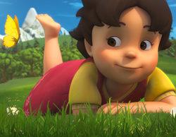 Clan estrena las aventuras de 'Heidi' en formato 3D el 18 de mayo
