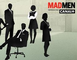 'Mad Men' pondrá punto y final el próximo lunes 18 de mayo en Canal+ Series