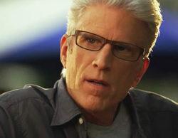 Ted Danson ('CSI: Las Vegas') ficha por 'CSI: Cyber' tras el final de su serie