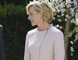Portia de Rossi se queda en 'Scandal' como personaje fijo durante la quinta temporada