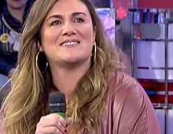 Carlota Corredera se pone al frente de 'Sálvame' el próximo 22 de mayo, ¿por qué lo presentará ella y no Paz Padilla?
