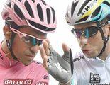 El ciclismo destaca en Teledeporte con un magnífico 5,2% de la llegada de la séptima etapa del Giro de Italia