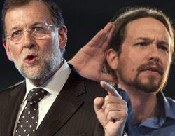 """Rajoy ataca a Podemos: """"El PP no es producto de ninguna tertulia política, de ninguna televisión y de ninguna pizarra"""""""