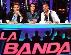 Así luce el jurado de 'La Banda', compuesto por Alejandro Sanz, Laura Pausini y Ricky Martin